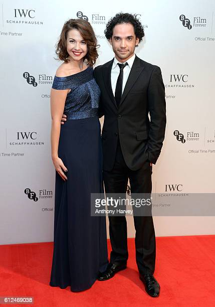 Reece Ritchie attends the IWC Gala in honour of The British Film Institute at Rosewood Hotel on October 4 2016 in London England