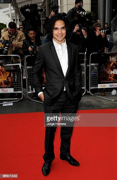 Reece Ritchie attends the World Premiere of 'Prince of Persia: The Sands of Time' at the Vue Westfield on May 9, 2010 in London, England.