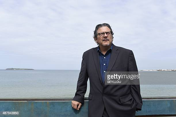 Reed Brody, counsel at Human Rights Watch who has worked with the victims of ex-Chadian dictator Hissene Habre's regime since 1999, poses at his...