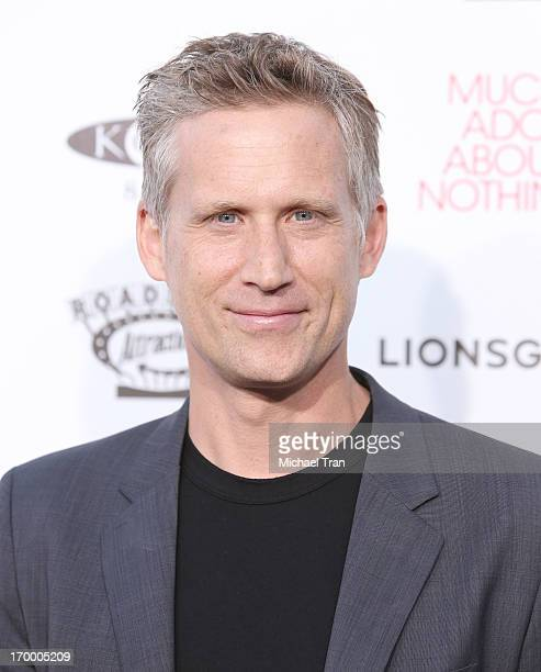"""Reed Diamond arrives at the Los Angeles screening of """"Much Ado About Nothing"""" held at Oscars Outdoors on June 5, 2013 in Hollywood, California."""