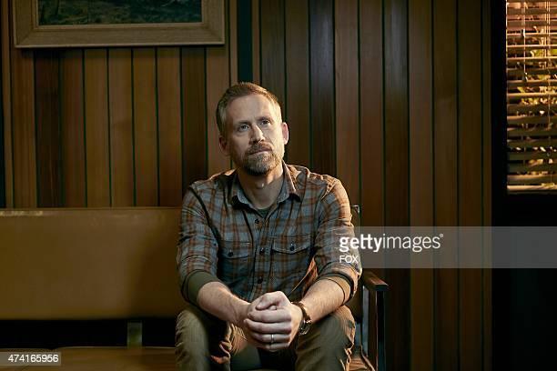 Reed Diamond as Harold Ballinger in WAYWARD PINES premiering Thursday, May 14, 2015 on FOX.