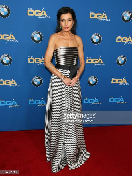 Reed Morano attends the 70th Annual Directors Guild Of America Awards at The Beverly Hilton Hotel on February 3 2018 in Beverly Hills California