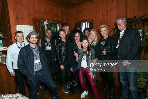 Reed Troutman Lee Troutman Erik Eldenius Sebastian Bach Bass Guitar Player Steve Stevens Kira Reed Lorsch Paul Trudeau Billy Morrison Guest Billy...