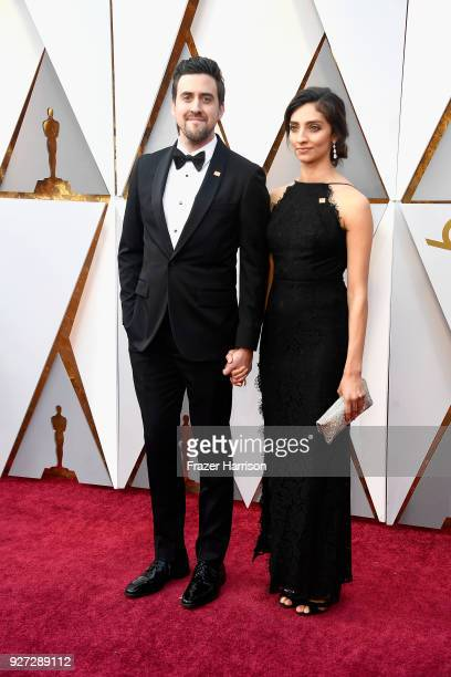 Reed Van Dyk attends the 90th Annual Academy Awards at Hollywood Highland Center on March 4 2018 in Hollywood California