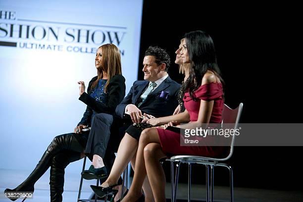 "Reel to Genteel"" Episode 205 -- Pictured: Judges Iman, Isaac Mizrahi, Laura Brown, Susan Fales-Hill"