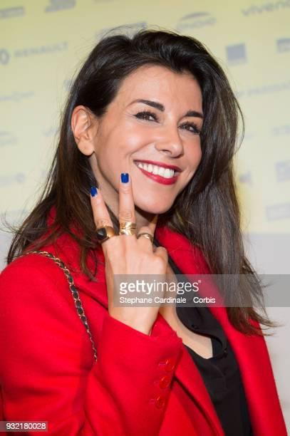 Reem Kherici attends the 'La Fete Du Court Metrage' on March 14 2018 in Paris France