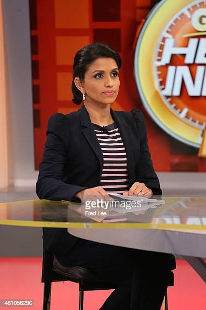 AMERICA Reena Ninan on Good Morning America 1/5/14 airing on the Walt Disney Television via Getty Images Television Network REENA