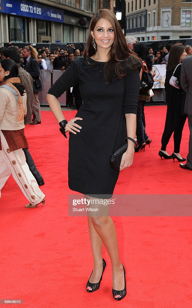 Reena Patel attends the European Premiere of 'Kites' at Odeon West End on May 18, 2010 in London, England.