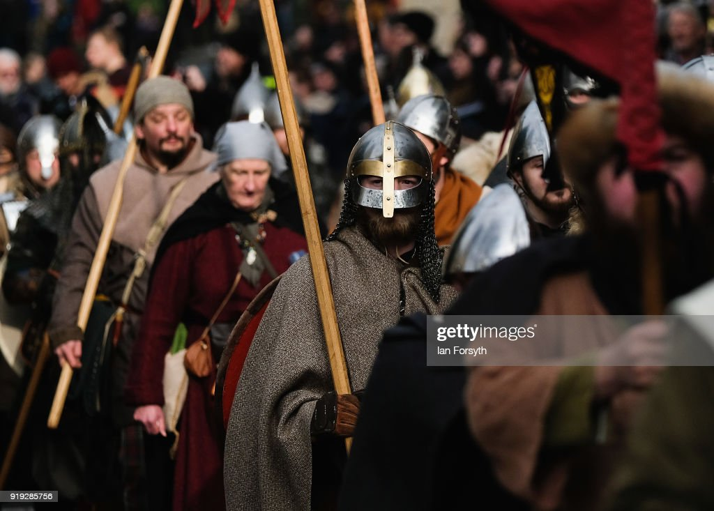 Viking History Is Celebrated In York