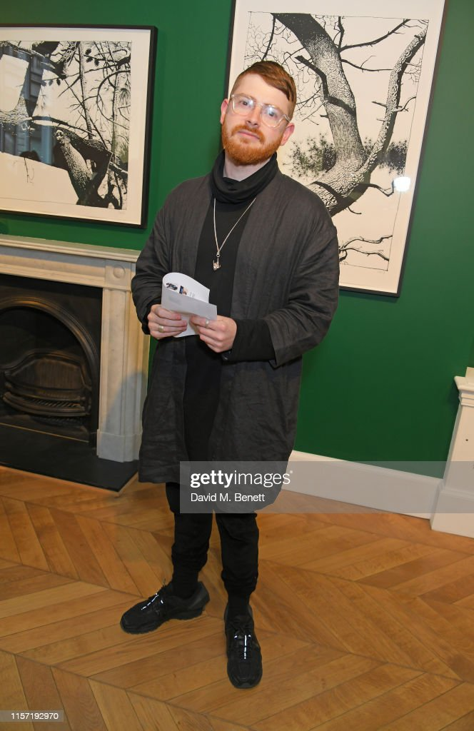 Reeps One attends the opening reception of 'The Suggestionists' by
