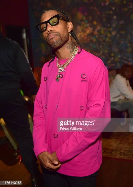 Reese Laflare at Billboard Hip Hop Live Featuring Gunna at The Buckhead Theater on September 19 2019 in Atlanta Georgia