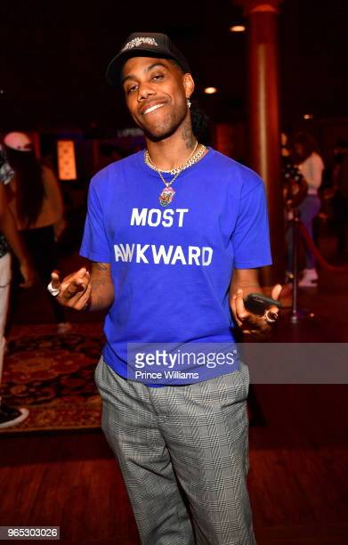 Reese Laflare attends 2018 BMI Know them Now Experience at Buckhead Theatre on May 31 2018 in Atlanta Georgia