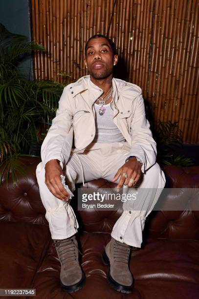 Reese LaFlare attends BODEGA x DIESEL The Unofficial Official Basel Gift Shop Party at La Otra on December 05 2019 in Miami Florida
