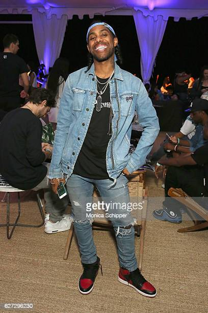 Reese Laflare attends In Focus Hip Hop Through The Lens Of Photographer presented by Billboard 1800 Tequila at Up Down at Nautilus Beach at the Sixty...