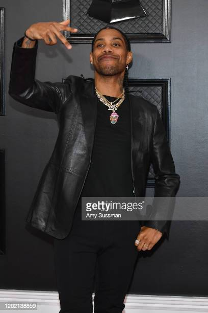 Reese LaFlare attends the 62nd Annual GRAMMY Awards at Staples Center on January 26 2020 in Los Angeles California