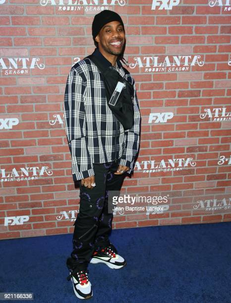 Reese LAFLARE attends the FX's 'Atlanta Robbin' Season' Premiere on February 19 2018 in Los Angeles California