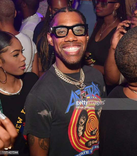 Reese Laflare attends Welcome To Atlanta Luda Day Weekend Kickoff at Gold Room on August 31 2019 in Atlanta Georgia