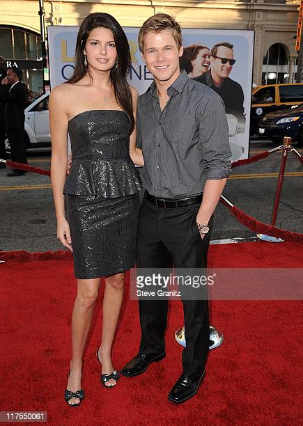 Reese Lasher and Michael Nardelli attends the Larry Crowne Los Anglees Premiere at Grauman's Chinese Theatre on June 27 2011 in Hollywood California