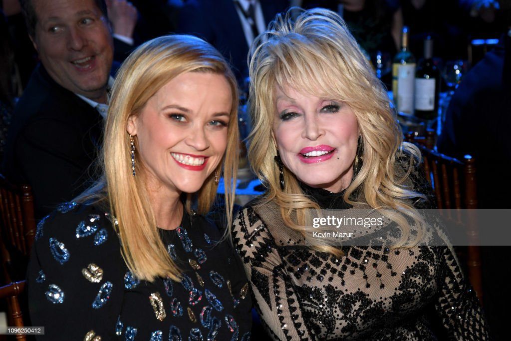 CA: MusiCares Person Of The Year Honoring Dolly Parton – Inside