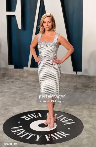Reese Witherspoon attending the Vanity Fair Oscar Party held at the Wallis Annenberg Center for the Performing Arts in Beverly Hills Los Angeles...