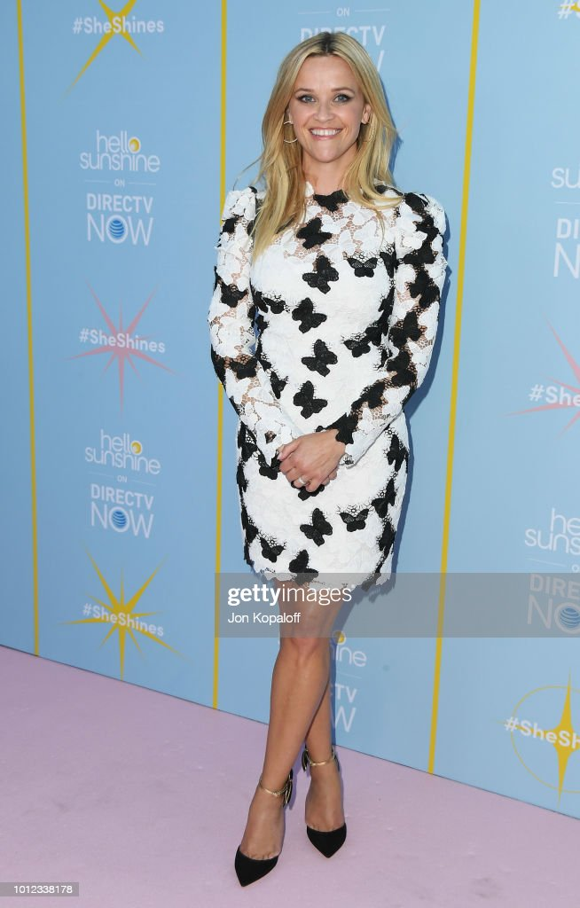 "AT&T & Hello Sunshine Celebrate The Launch Of ""Shine On With Reese"" - Arrivals"