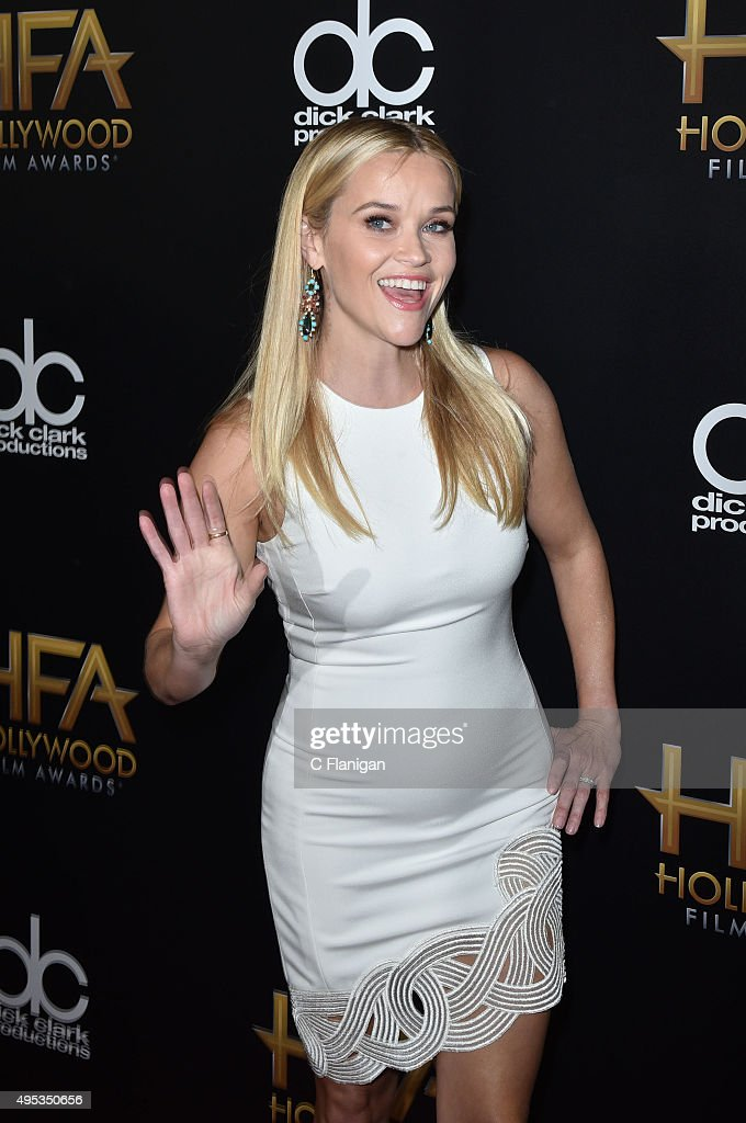 Reese Witherspoon attends the 19th Annual Hollywood Film Awards at The Beverly Hilton Hotel on November 1, 2015 in Beverly Hills, California.