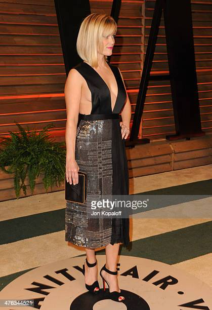 Reese Witherspoon attends the 2014 Vanity Fair Oscar Party hosted by Graydon Carter on March 2 2014 in West Hollywood California