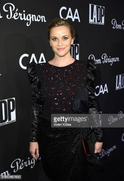 Reese Witherspoon attends the 2018 LA Dance Project Gala at Hauser Wirth on October 20 2018 in Los Angeles California