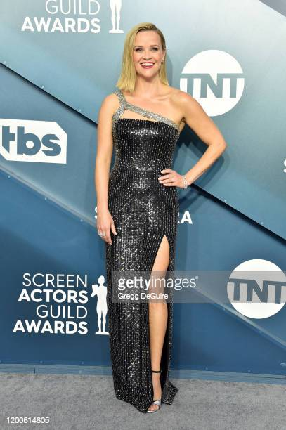 Reese Witherspoon attends the 26th Annual Screen Actors Guild Awards at The Shrine Auditorium on January 19 2020 in Los Angeles California 721430