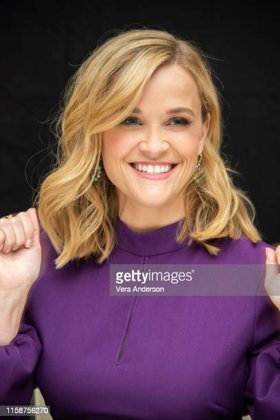 Reese Witherspoon attends the Big Little Lies Press Conference at the Four Seasons Hotel on June 26 2019 in Beverly Hills California