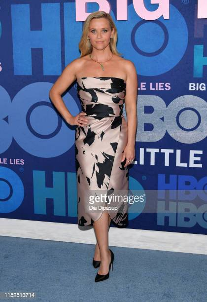 """Reese Witherspoon attends the """"Big Little Lies"""" Season 2 Premiere at Jazz at Lincoln Center on May 29, 2019 in New York City."""