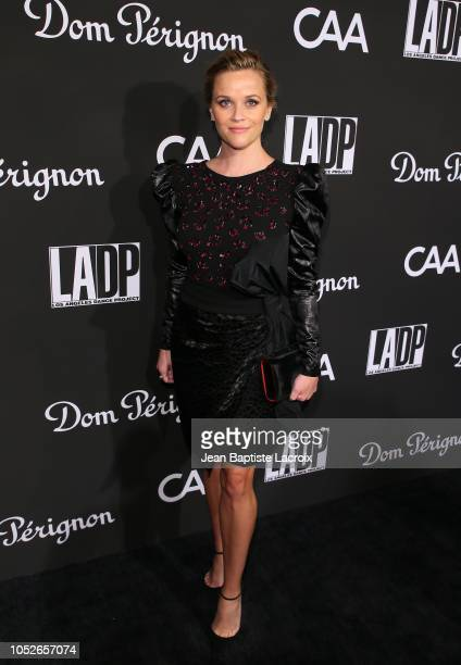 Reese Witherspoon attends the LA Dance Project's Annual Gala on October 20 2018 in Los Angeles California