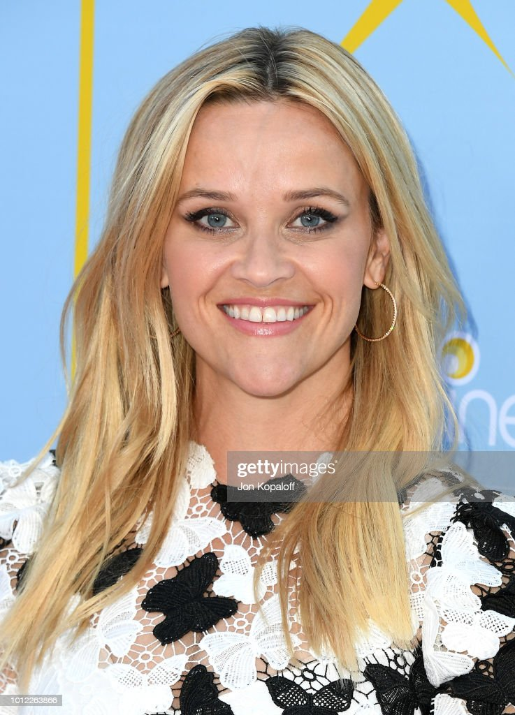 AT&T & Hello Sunshine Celebrate The Launch Of 'Shine On With Reese' - Arrivals : News Photo