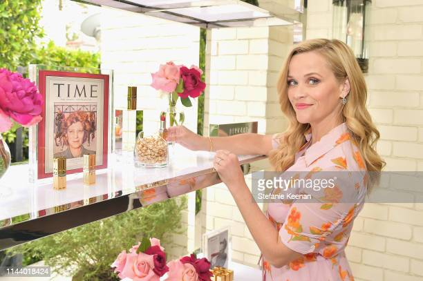 Reese Witherspoon hosts the Elizabeth Arden Garden Party at Private Residence on May 15 2019 in Beverly Hills California