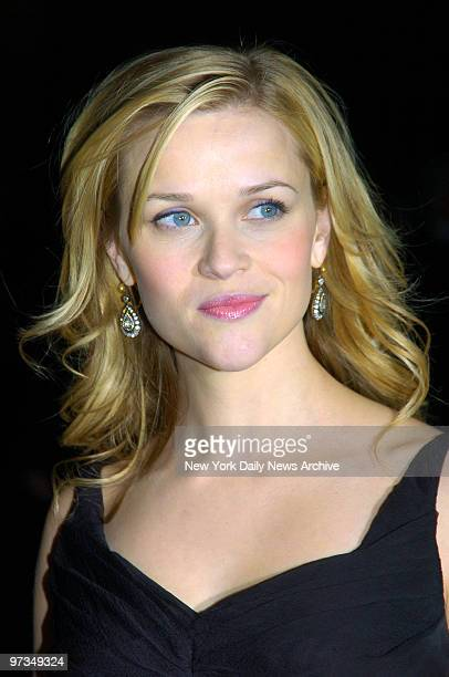 Reese Witherspoon is at Cipriani 42nd Street for the New York Film Critics Circle 71st Annual Awards Dinner. She was named Best Actress for her...