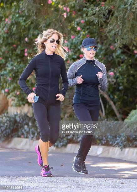 Reese Witherspoon is seen on February 12 2019 in Los Angeles California