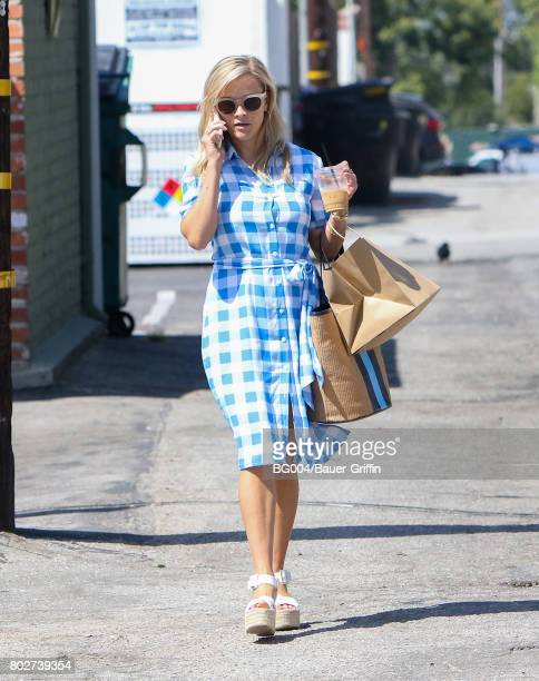 Reese Witherspoon is seen on June 28 2017 in Los Angeles California