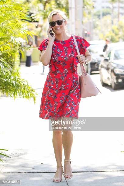 Reese Witherspoon is seen on March 08 2017 in Los Angeles California