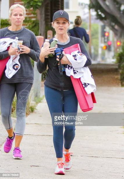 Reese Witherspoon is seen on May 31 2017 in Los Angeles California