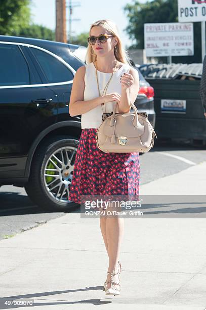 Reese Witherspoon is seen on November 19, 2015 in Los Angeles, California.