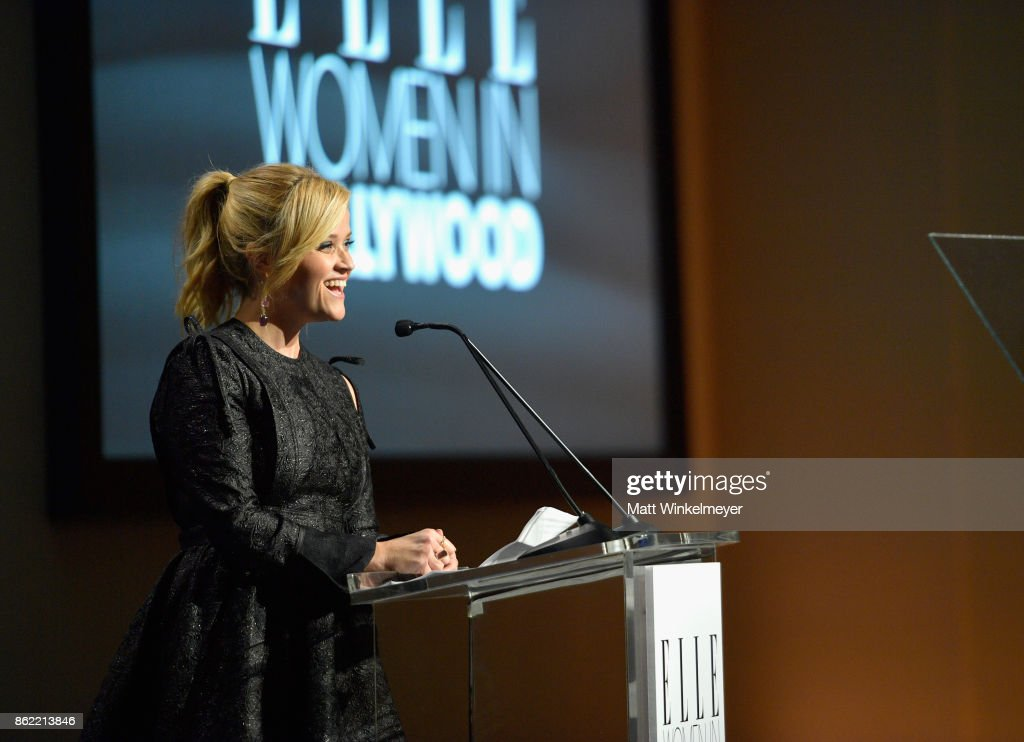ELLE's 24th Annual Women in Hollywood Celebration presented by L'Oreal Paris, Real Is Rare, Real Is A Diamond and CALVIN KLEIN - Show : Foto di attualità
