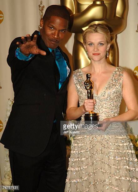 Reese Witherspoon Winner Best Actress In A Leading Role For Walk The Line With