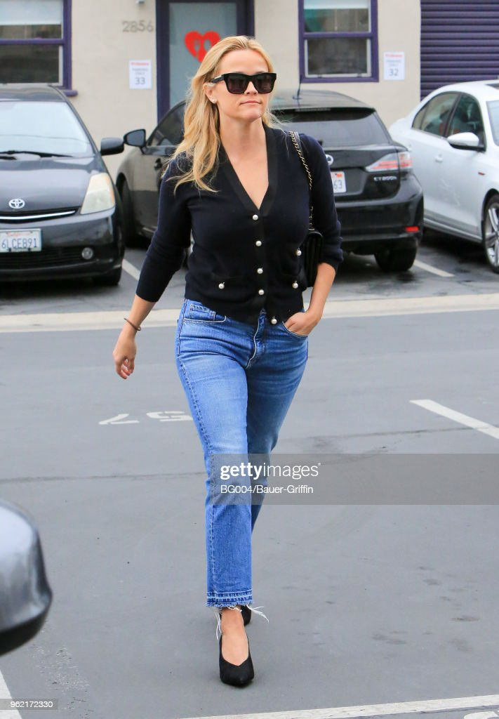 Celebrity Sightings In Los Angeles - May 24, 2018