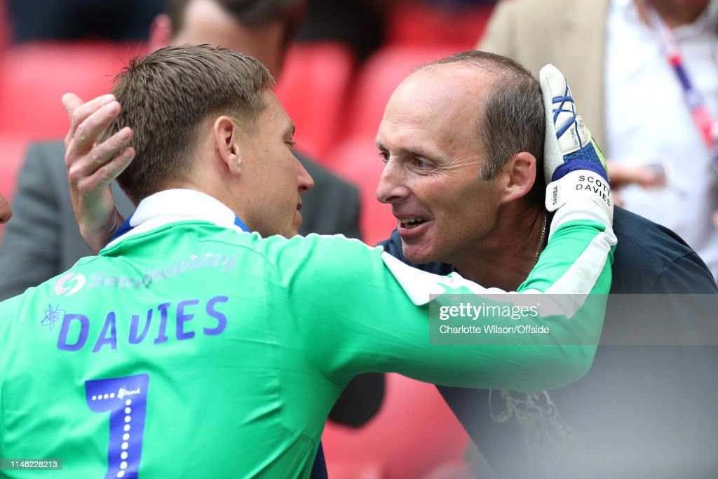 Tranmere Rovers v Newport County - Sky Bet League Two Play-off Final : ニュース写真