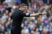 london england referee andre marriner is