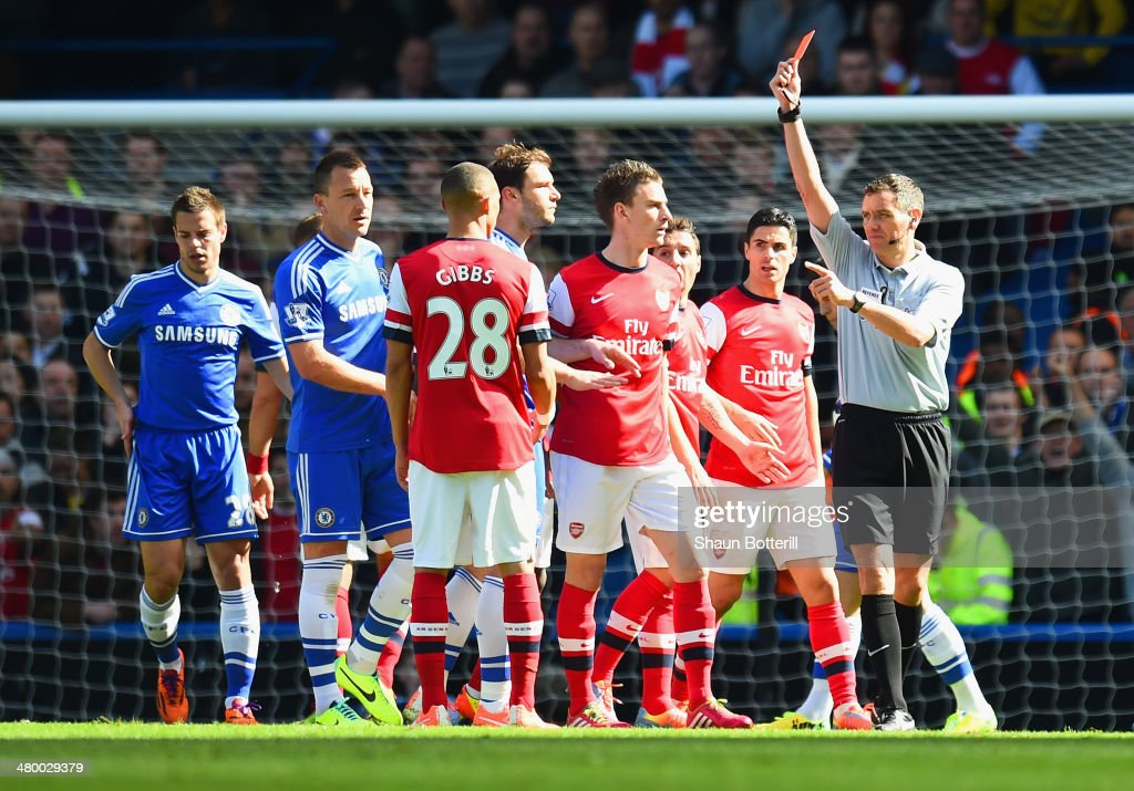 Chelsea v Arsenal - Premier League