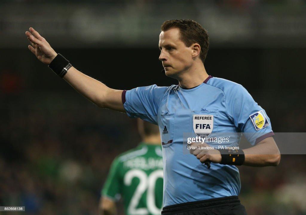 Soccer - International Friendly - Republic of Ireland v Latvia - Aviva Stadium : News Photo