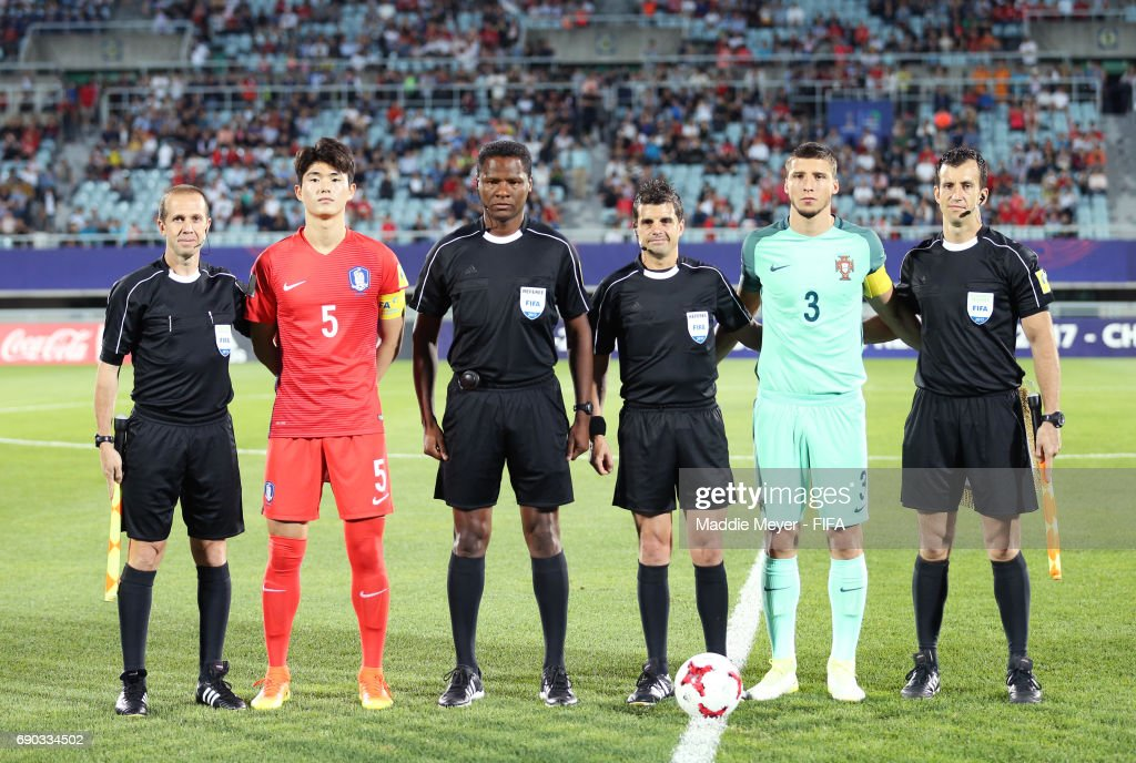 Korea Republic v Portugal - FIFA U-20 World Cup Korea Republic 2017