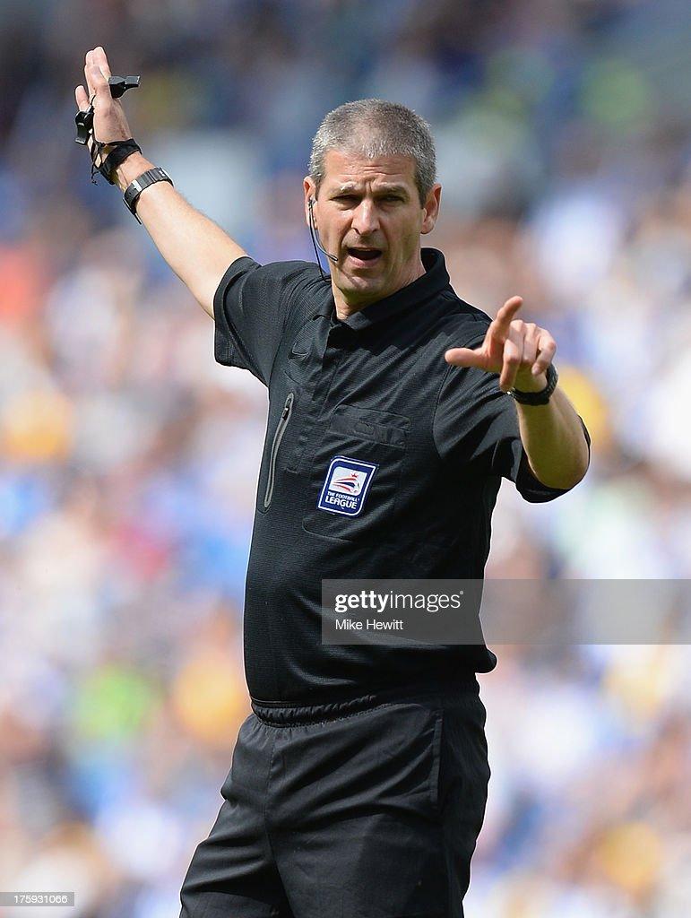 Brighton & Hove Albion v Derby County - Sky Bet Championship