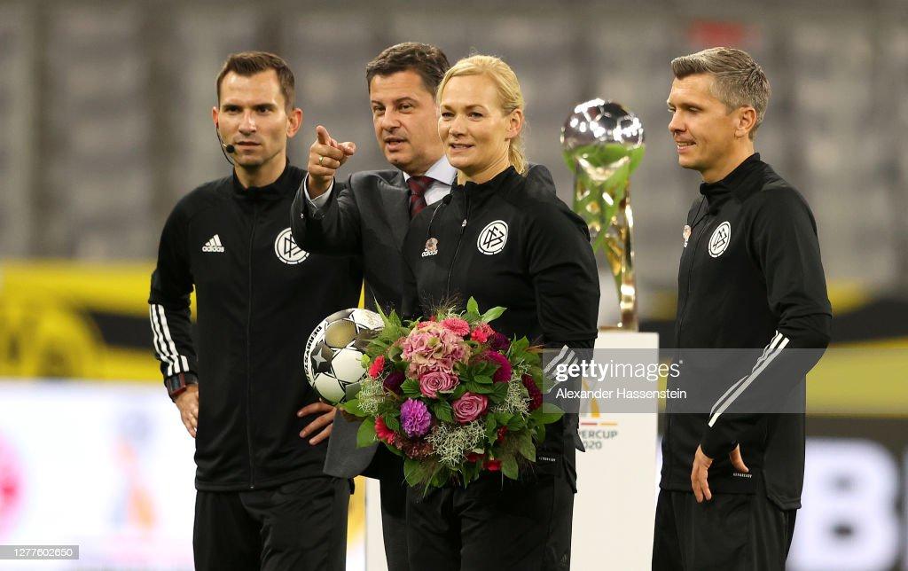 FC Bayern München v Borussia Dortmund - Supercup 2020 : News Photo